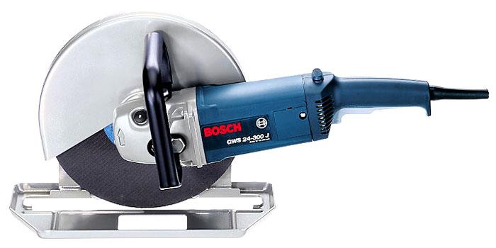 კუთხსახეხი BOSCH GWS 24-300 J (0601364800)