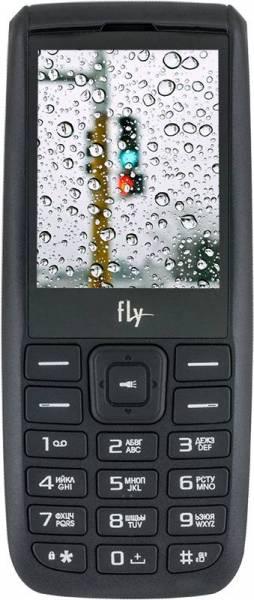 მობილური ტელეფონი / FLY FF247 Black (FF247_Black)