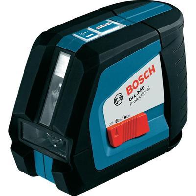 ხაზოვანი ლაზერული ნიველირი BOSCH GLL 2-50 + BT 150 (0601063105)