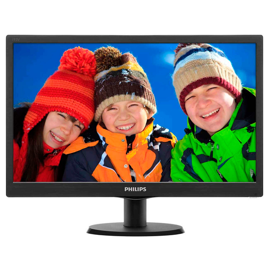 "მონიტორი / PHILIPS V-Line, 18.5"" HD LED monitor (193V5LSB2/62)"