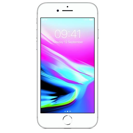 Apple iPhone 8 Plus 256GB Silver (A1897 MQ8Q2RM/A)