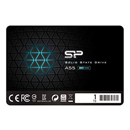 SSD მეხსიერება Silicon Power A55 1TB (SP001TBSS3A55S25)