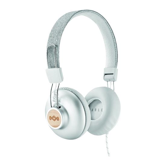 ყურსასმენი House of Marley Positive Vibration 2 (EM-JH121-SV) - Silver