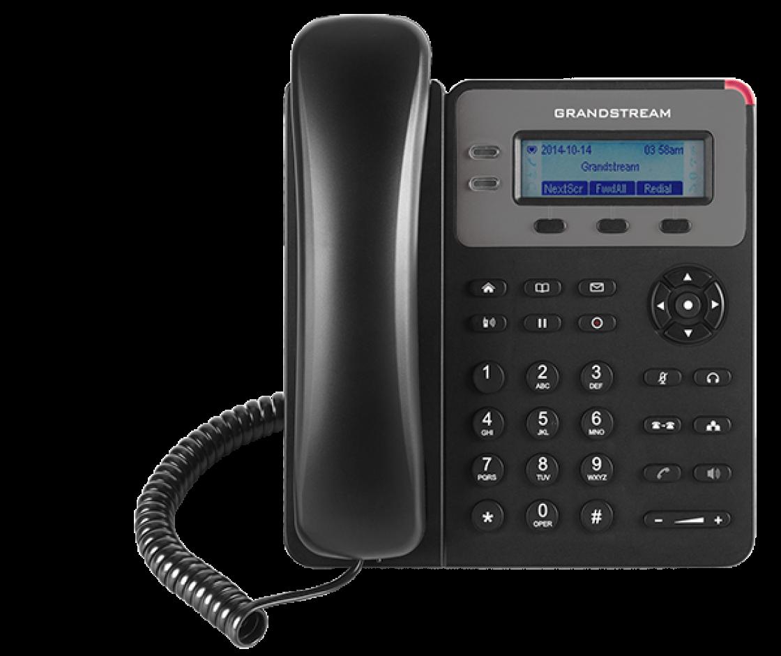 IP ტელეფონი GRANDSTREAM GXP1610