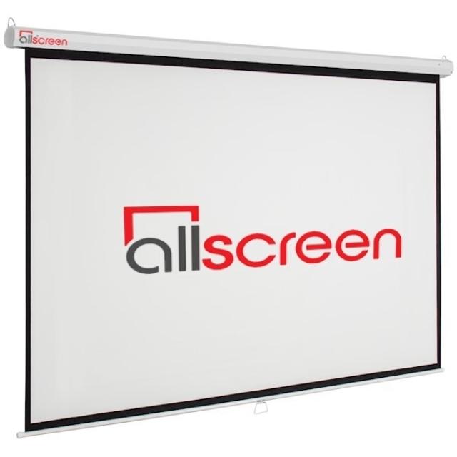 პროექტორის ეკრანი allscreen CWP-9696