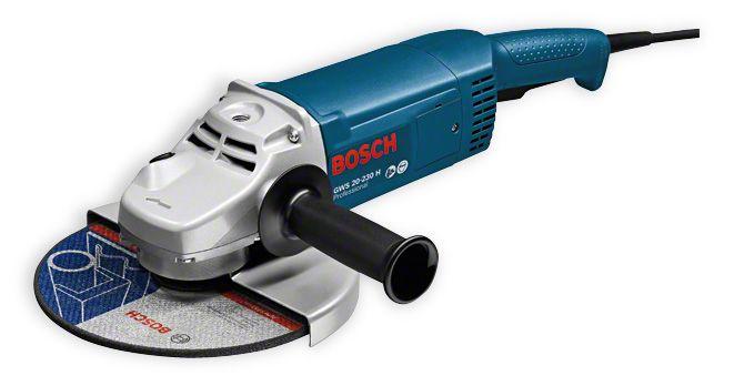 კუთხსახეხი BOSCH GWS 20-230 H (0601850107)