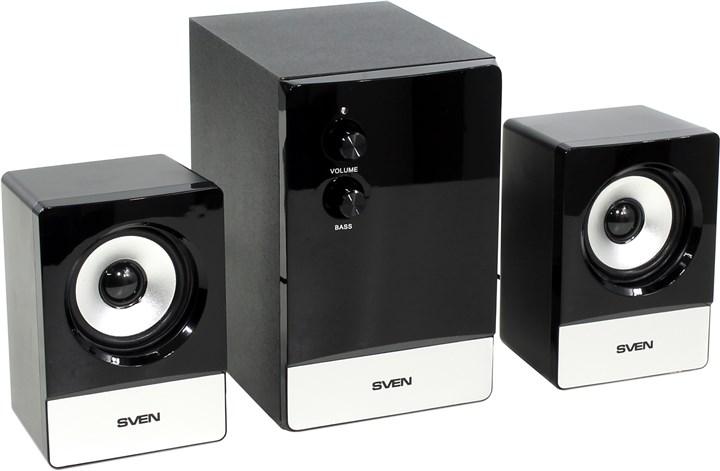 აკუსტიკური სისტემა SVEN MS-90 Black